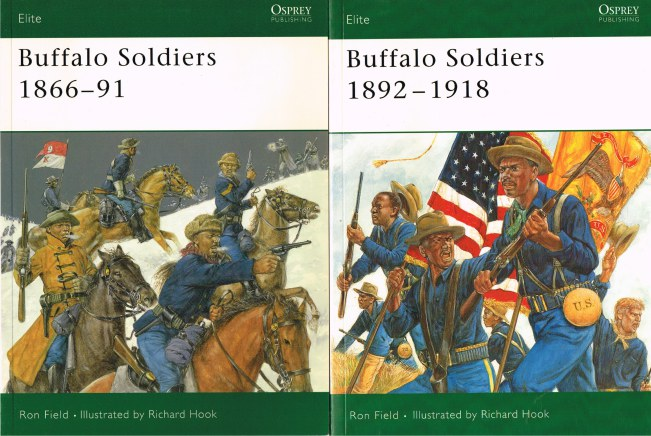Image for BUFFALO SOLDIERS 1866-1918 (TWO VOLUME SET)