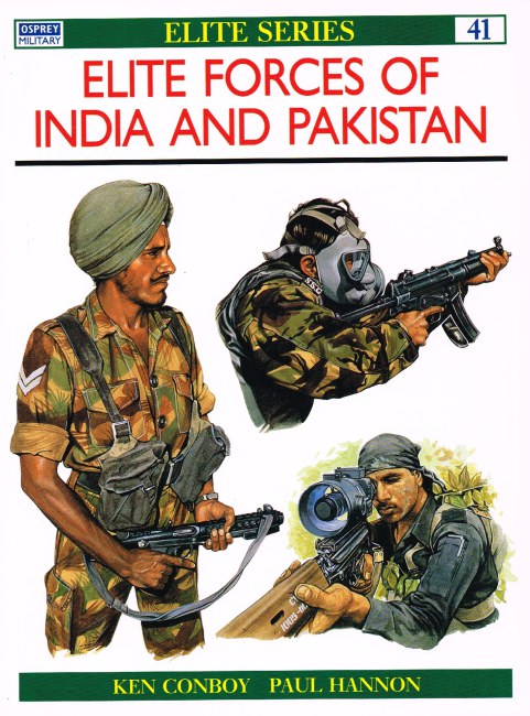 Image for ELITE FORCES OF INDIA AND PAKISTAN