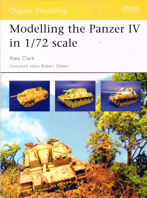 Image for OSPREY MODELLING 17: MODELLING THE PANZER IV IN 1/72 SCALE