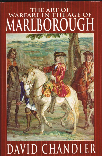 Image for THE ART OF WARFARE IN THE AGE OF MARLBOROUGH