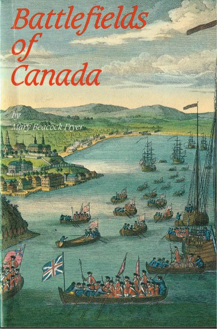 Image for BATTLEFIELDS OF CANADA