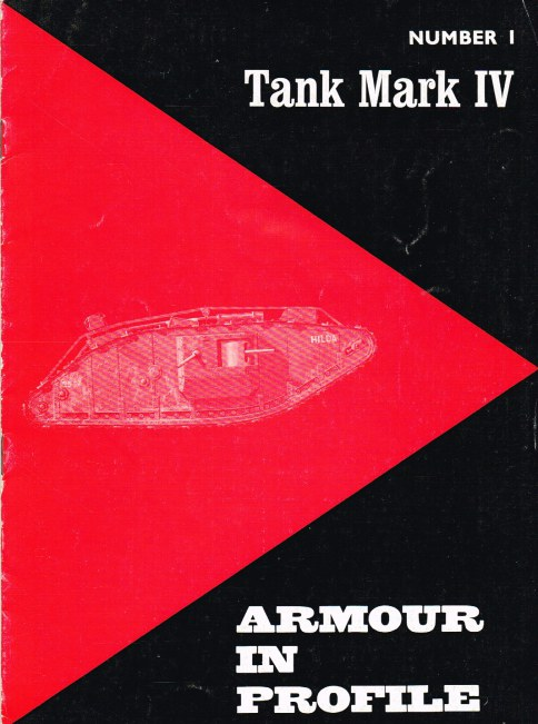 Image for ARMOUR IN PROFILE 1: TANK MARK IV