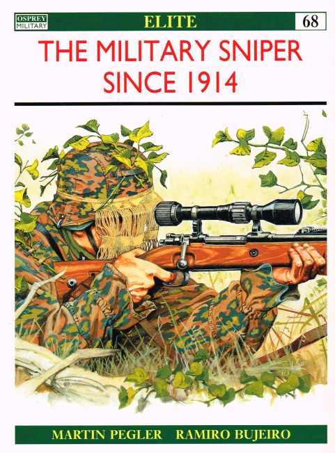 Image for THE MILITARY SNIPER SINCE 1914
