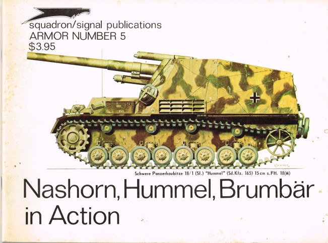 Image for NASHORN, HUMMEL, BRUMBAR IN ACTION