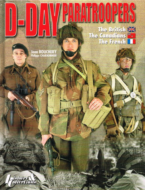 Image for D-DAY PARATROOPERS: THE BRITISH, THE CANADIANS, THE FRENCH