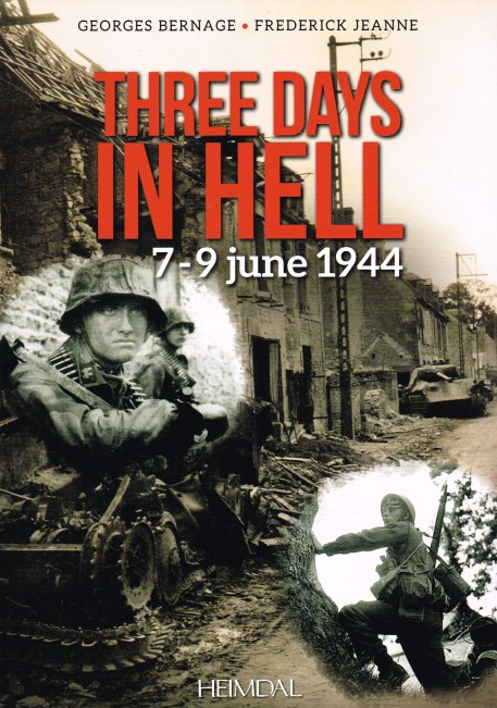 Image for THREE DAYS IN HELL 7-9 JUNE 1944