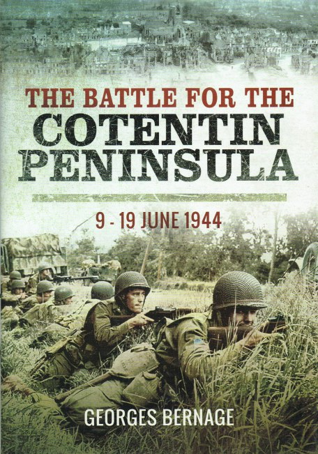 Image for THE BATTLE FOR THE COTENTIN PENINSULA 9-19 JUNE 1944