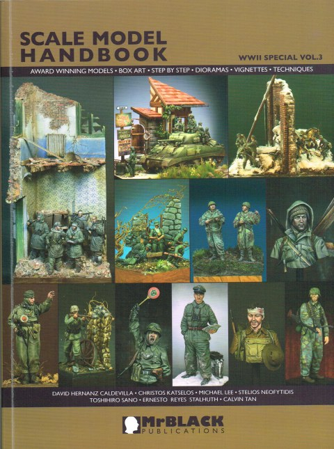 Image for SCALE MODEL HANDBOOK WW2 SPECIAL VOLUME 3