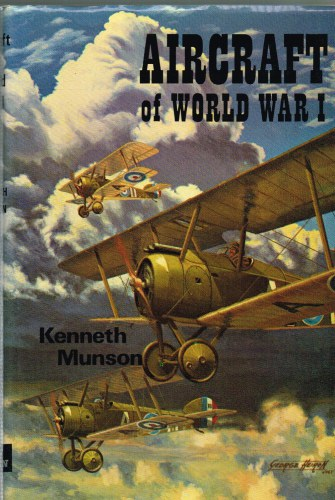 Image for AIRCRAFT OF WORLD WAR I
