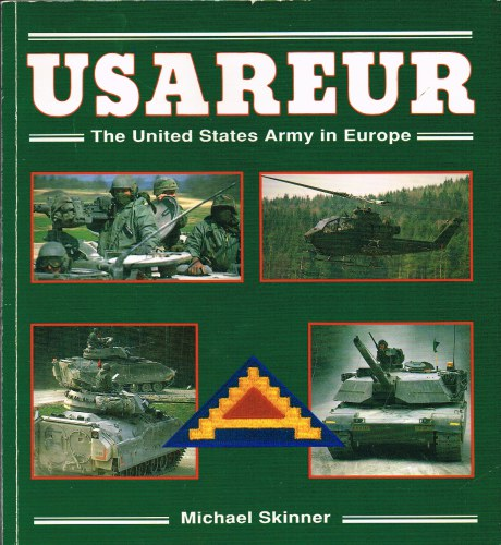 Image for USAREUR : THE UNITED STATES ARMY IN EUROPE