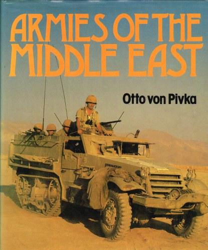 Image for ARMIES OF THE MIDDLE EAST