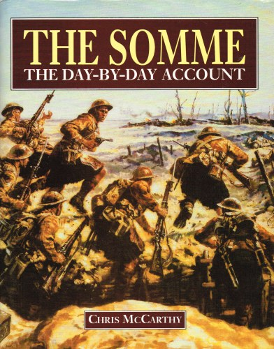 Image for THE SOMME: THE DAY-BY-DAY ACCOUNT