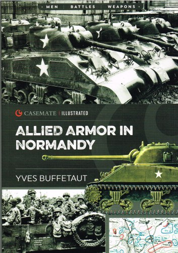 Image for ALLIED ARMOR IN NORMANDY