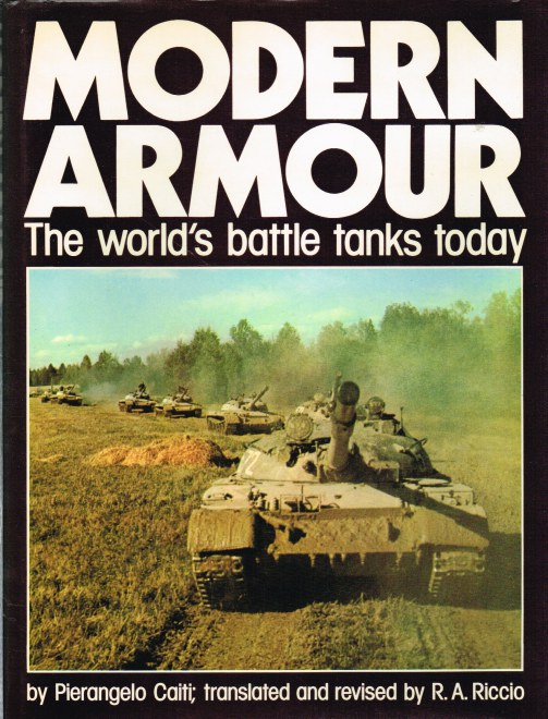 Image for MODERN ARMOUR: THE WORLD'S BATTLE TANKS TODAY