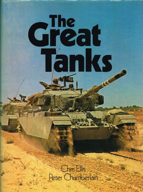 Image for THE GREAT TANKS