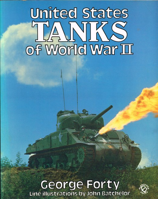 Image for UNITED STATES TANKS OF WORLD WAR II