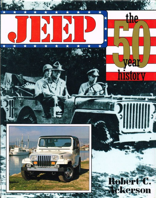 Image for JEEP THE 50 YEAR HISTORY