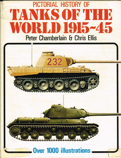 Image for PICTORIAL HISTORY OF TANKS OF THE WORLD 1915-45
