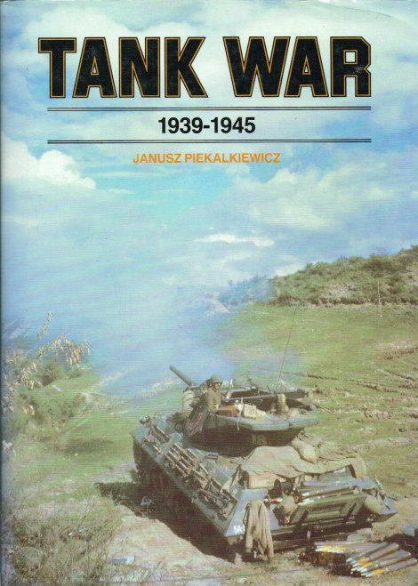 Image for TANK WAR 1939-1945