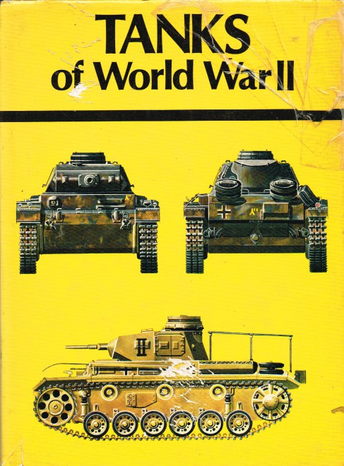 Image for TANKS OF WORLD WAR II