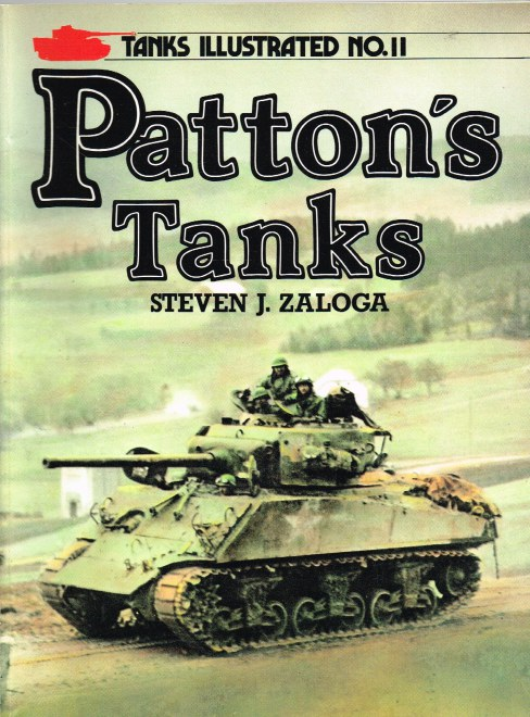 Image for TANKS ILLUSTRATED NO.11 : PATTON'S TANKS
