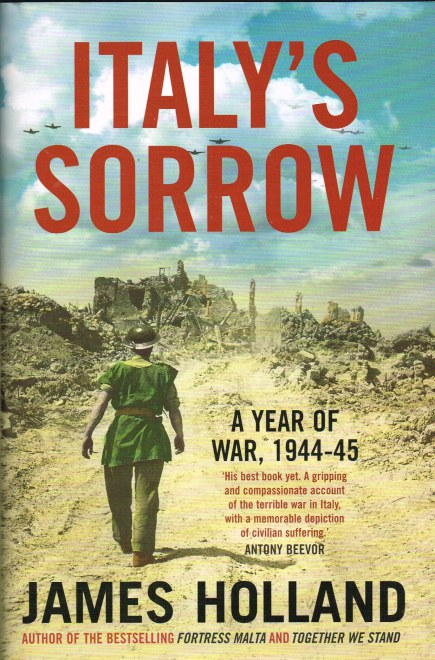 Image for ITALY'S SORROW: A YEAR OF WAR, 1944-1945