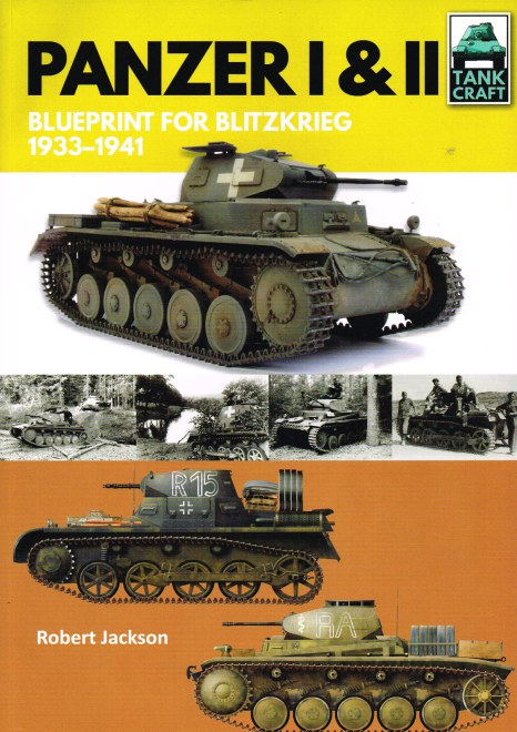Image for TANKCRAFT 7: PANZER I & II BLUEPRINT FOR BLITZKRIEG 1933-1941