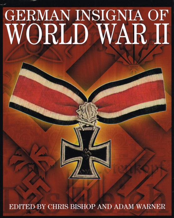Image for GERMAN INSIGNIA OF WORLD WAR II