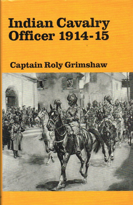 Image for INDIAN CAVALRY OFFICER 1914-1915