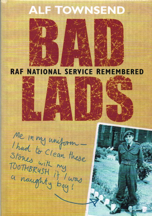 Image for BAD LADS : RAF NATIONAL SERVICE REMEMBERED