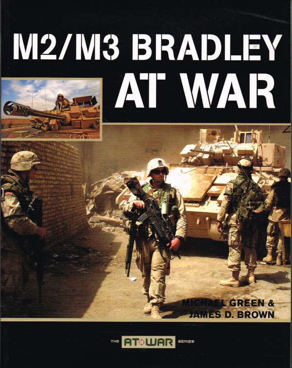 Image for M2/M3 BRADLEY AT WAR