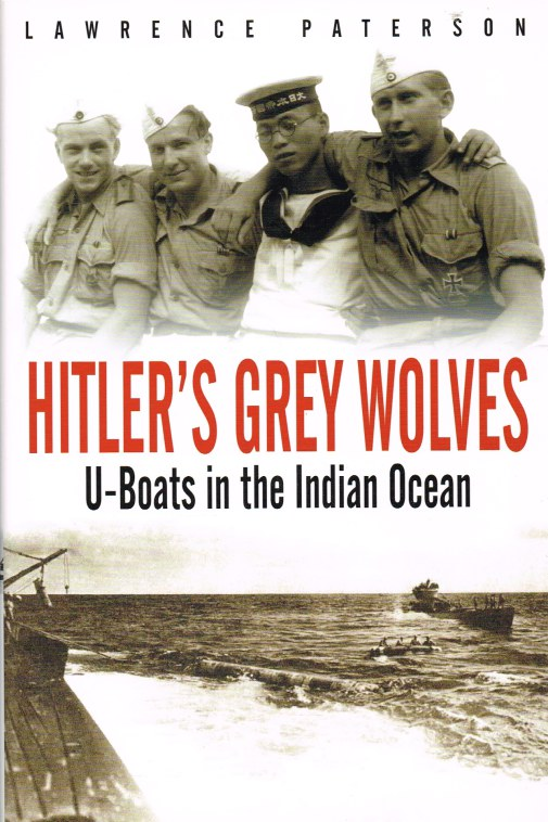 Image for HITLER'S GREY WOLVES: U-BOATS IN THE INDIAN OCEAN
