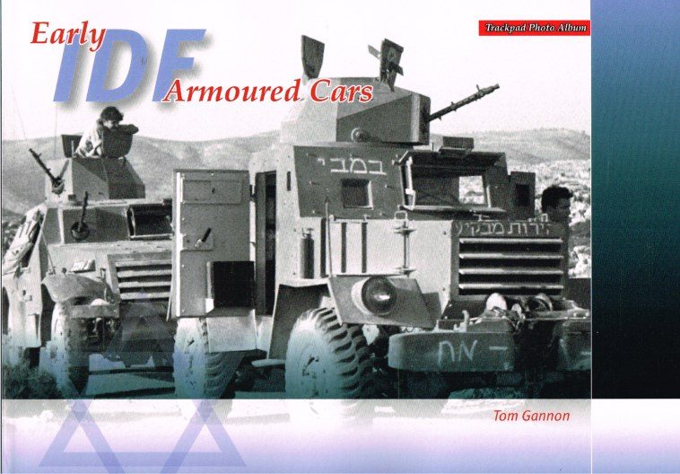 Image for EARLY IDF ARMOURED CARS