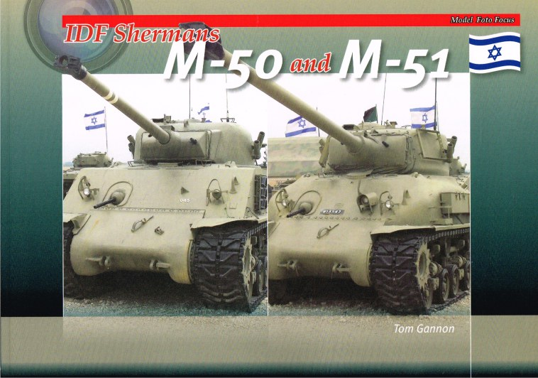 Image for IDF SHERMANS M-50 AND M-51