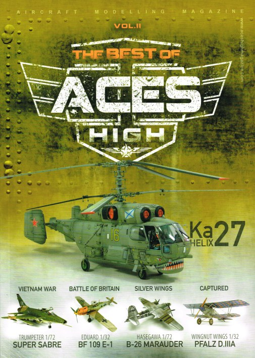 Image for THE BEST OF ACES HIGH MAGAZINE : VOL.2