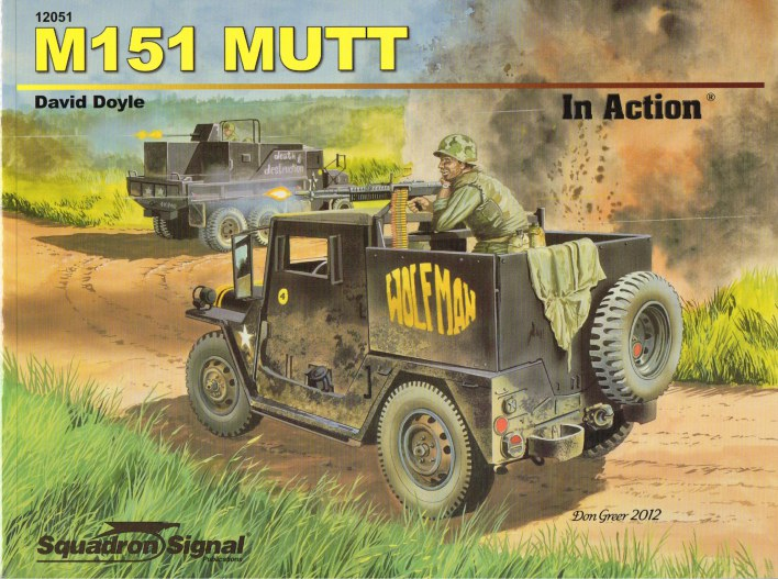 Image for M151 MUTT IN ACTION