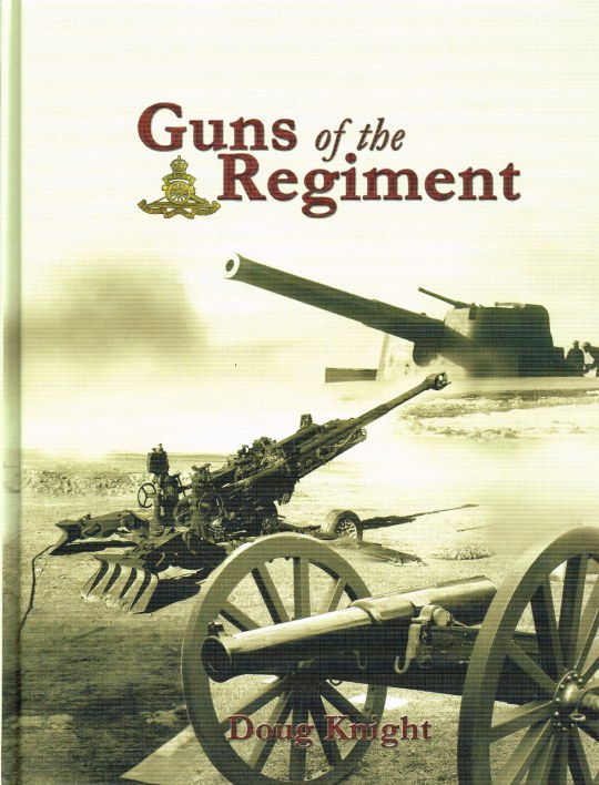 Image for GUNS OF THE REGIMENT