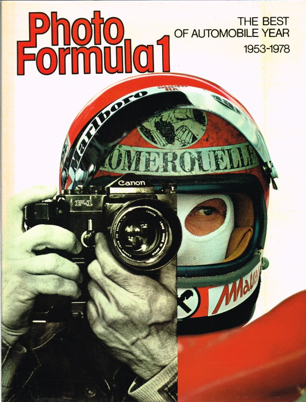 Image for PHOTO FORMULA 1 : THE BEST OF AUTOMOBILE YEAR 1953-1978