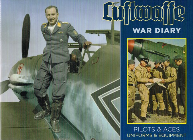 Image for LUFTWAFFE WAR DIARY