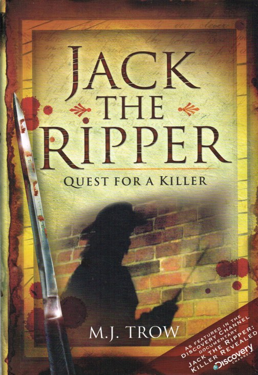 Image for JACK THE RIPPER : QUEST FOR A KILLER