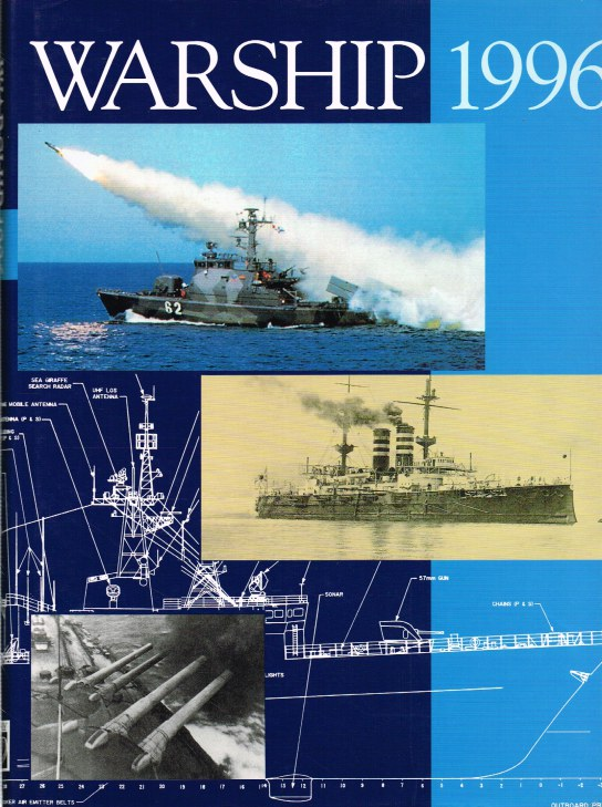 Image for WARSHIP 1996 (VOLUME XX)