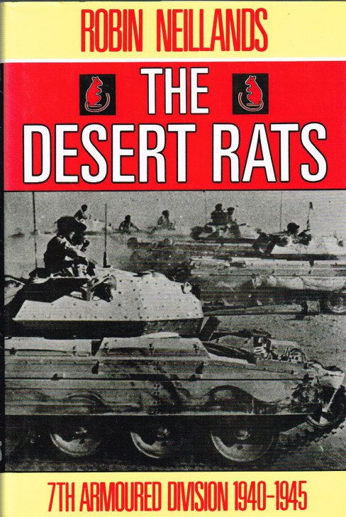 Image for THE DESERT RATS: 7TH ARMOURED DIVISION 1940-1945
