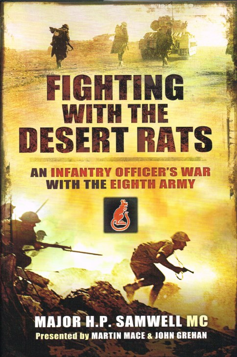 Image for FIGHTING WITH THE DESERT RATS : AN INFANTRY OFFICER'S WAR WITH THE EIGHTH ARMY