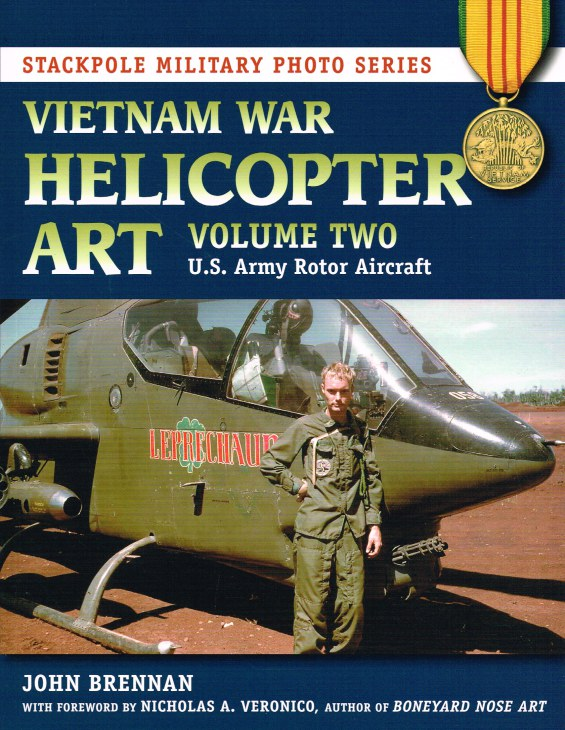 Image for VIETNAM WAR HELICOPTER ART, VOL.2 : US ARMY ROTOR AIRCRAFT