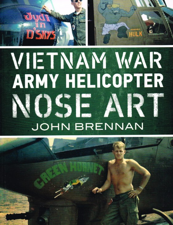 Image for VIETNAM WAR ARMY HELICOPTER NOSE ART