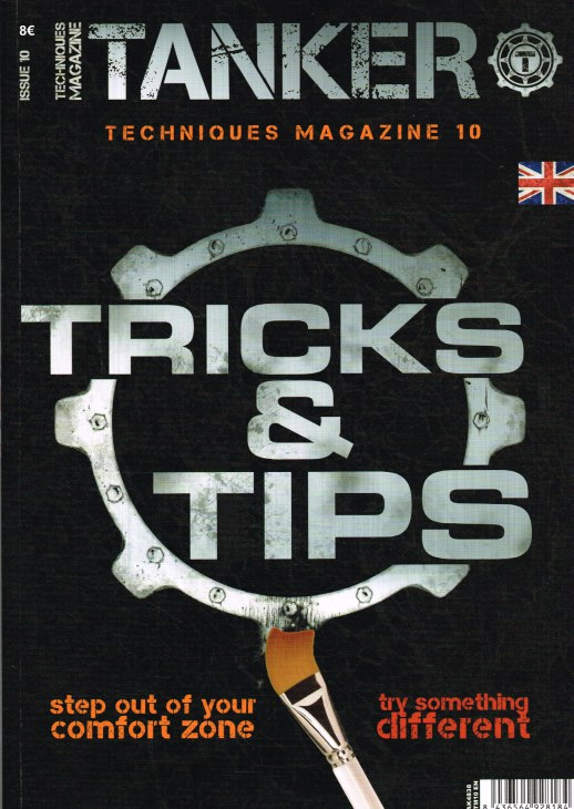 Image for TANKER TECHNIQUES MAGAZINE 10: TRICKS & TIPS