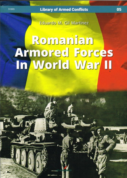 Image for ROMANIAN ARMORED FORCES IN WORLD WAR II