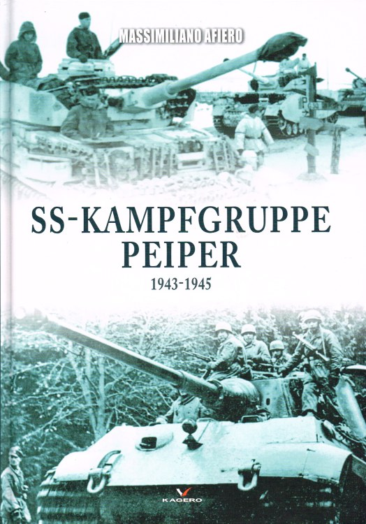 Image for SS-KAMPFGRUPPE PEIPER 1943-1945