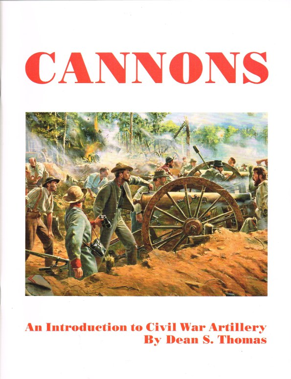 Image for CANNONS : AN INTRODUCTION TO CIVIL WAR ARTILLERY