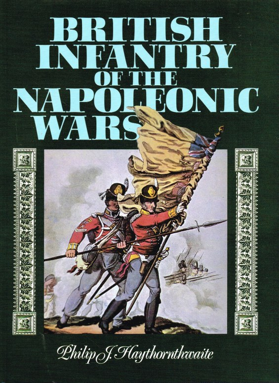 Image for BRITISH INFANTRY OF THE NAPOLEONIC WARS